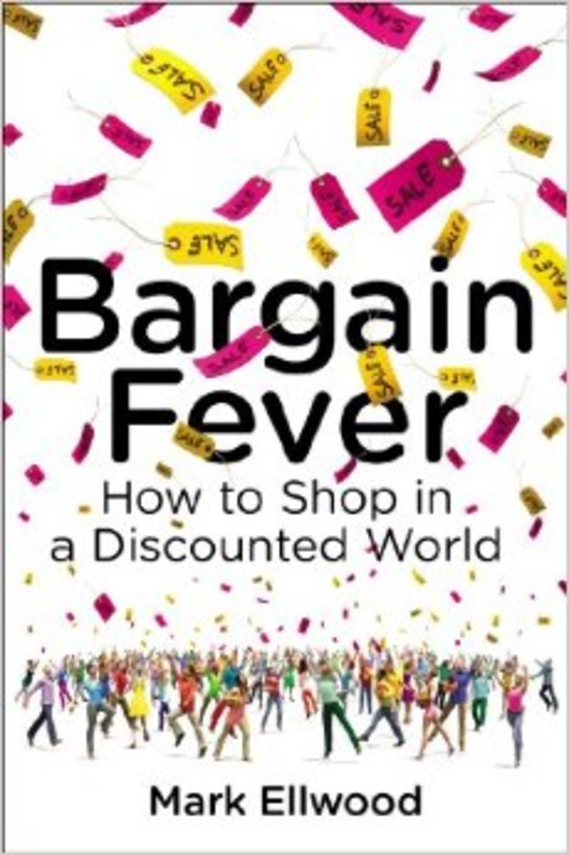 Bargain Fever book