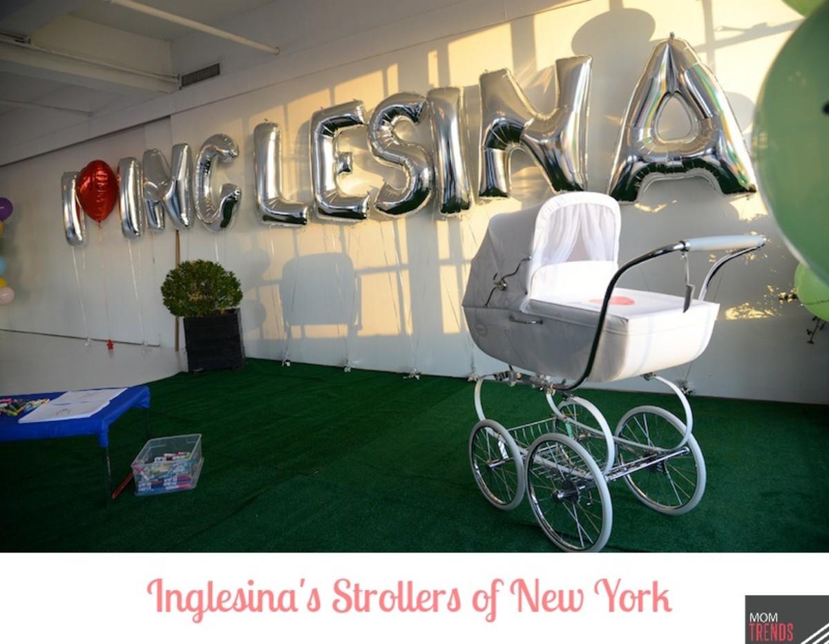 Inglesina's Strollers of New York