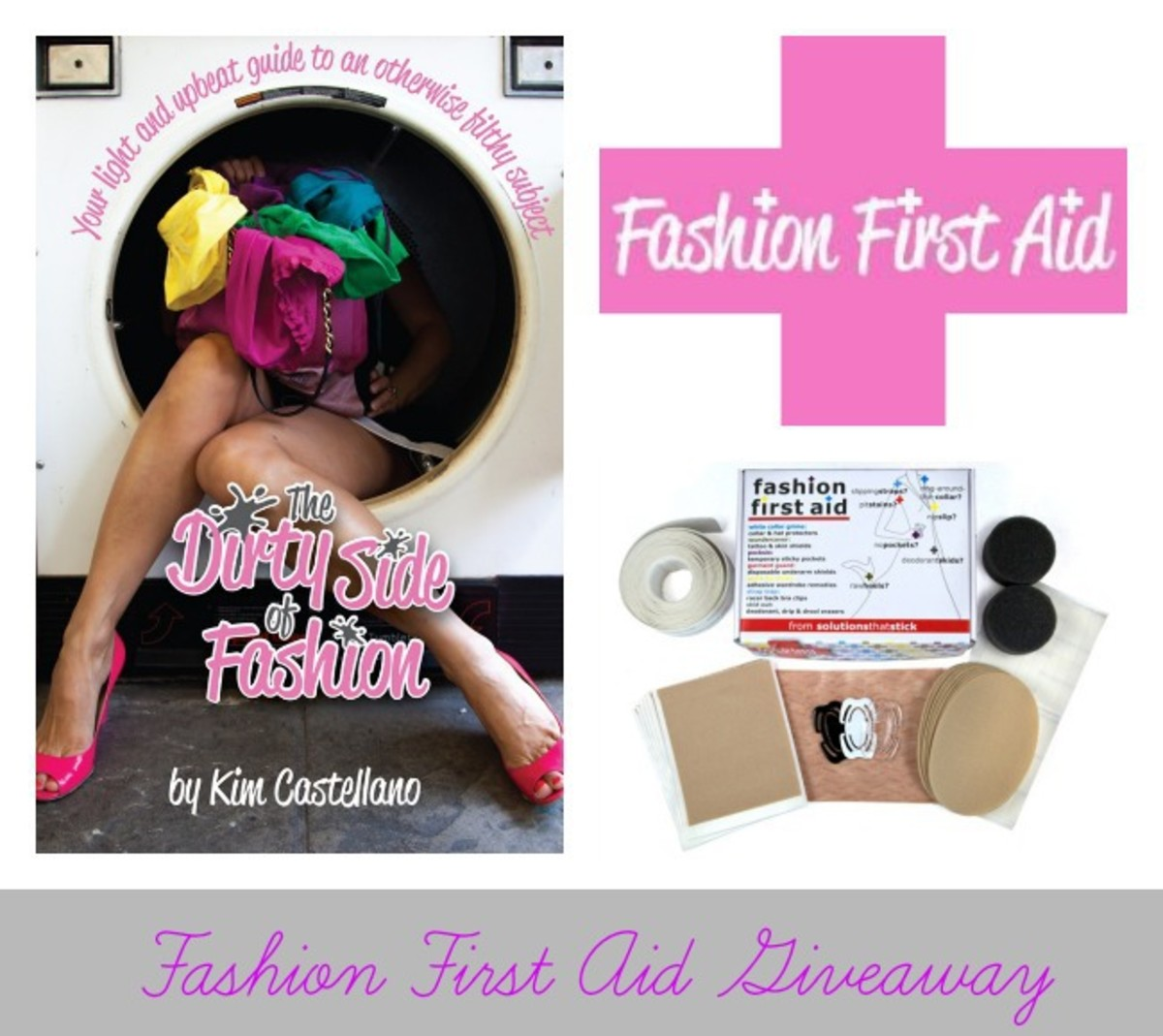 Fashion First Aid Giveaway, Fashion First Aid