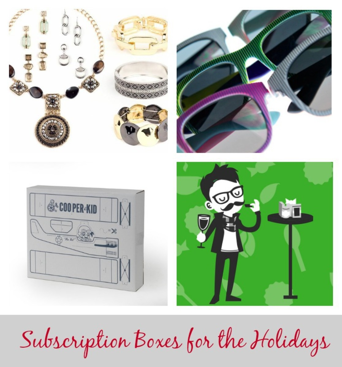 Subscription Boxes, holidays