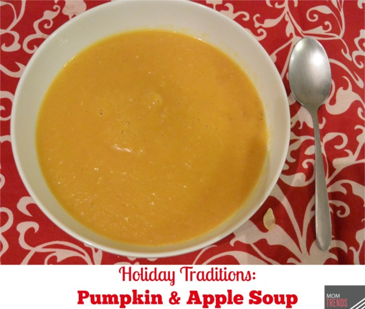 Pumpkin and Apple Soup