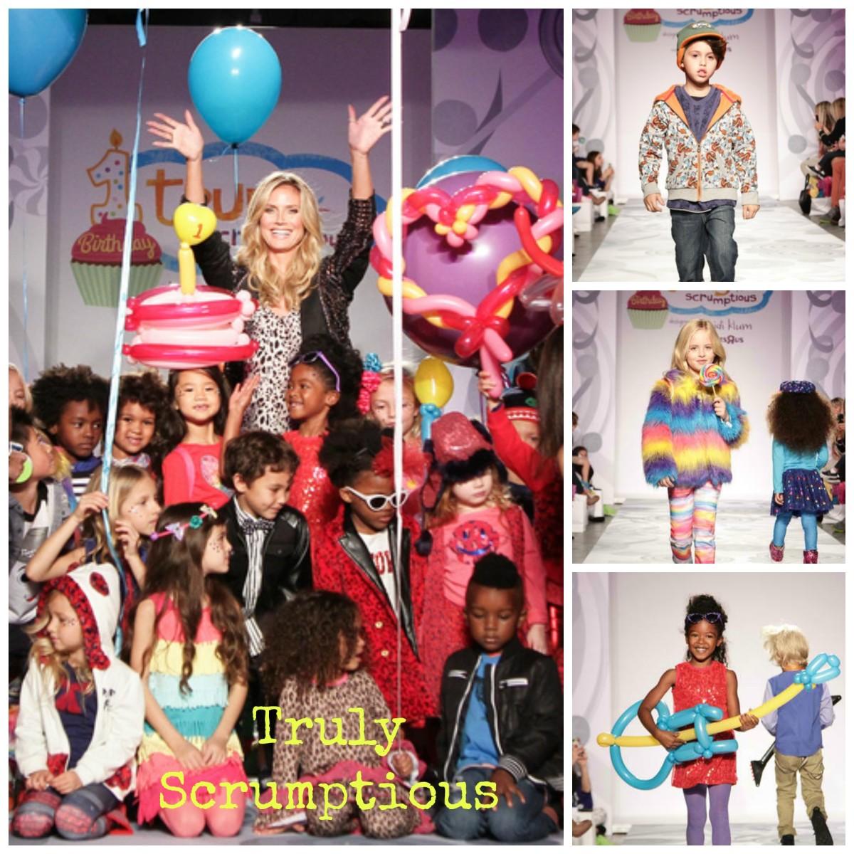petite parade, fashion show