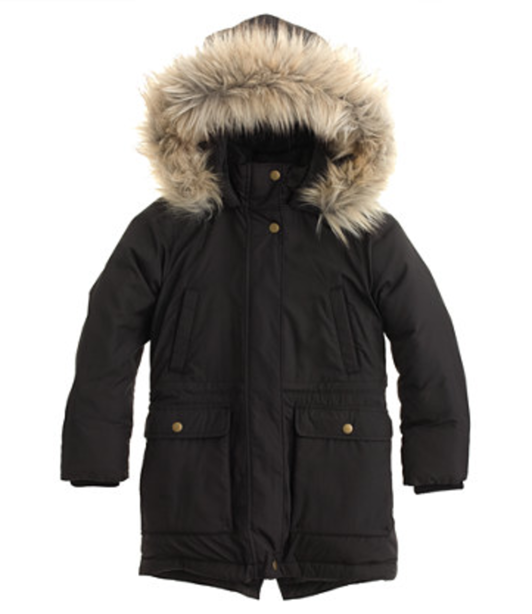 Fur Parka from Crewcuts