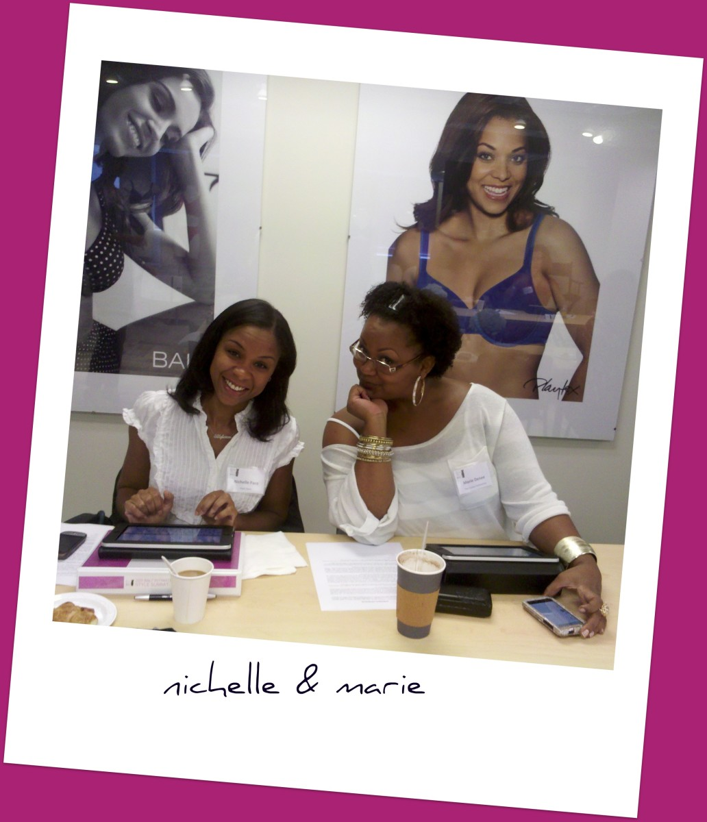 nichelle and marie