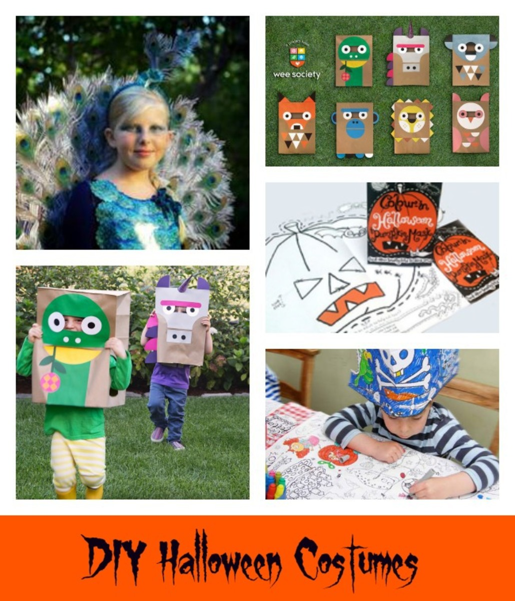 DIY Costumes, Halloween
