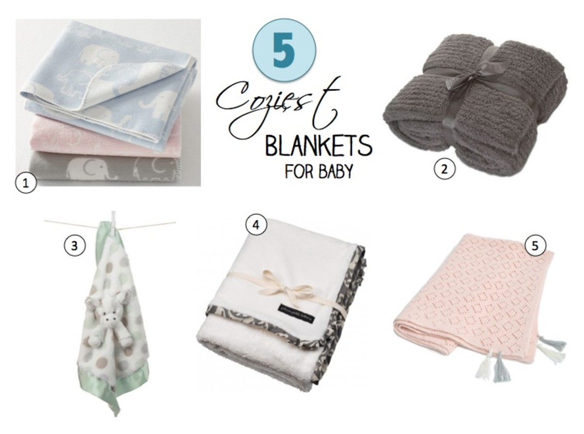 Cozy Baby Blankets