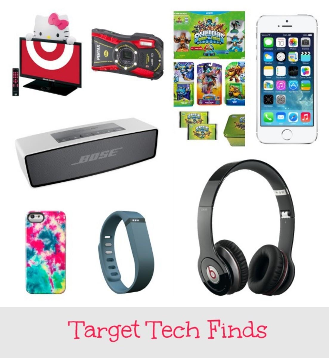 Target Tech Finds