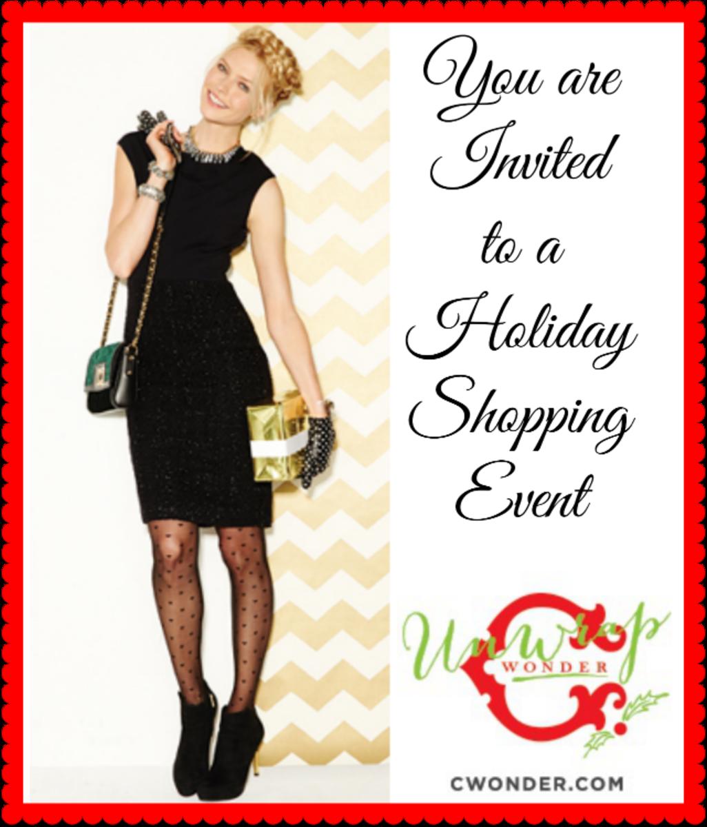 C.Wonder Shopping Event