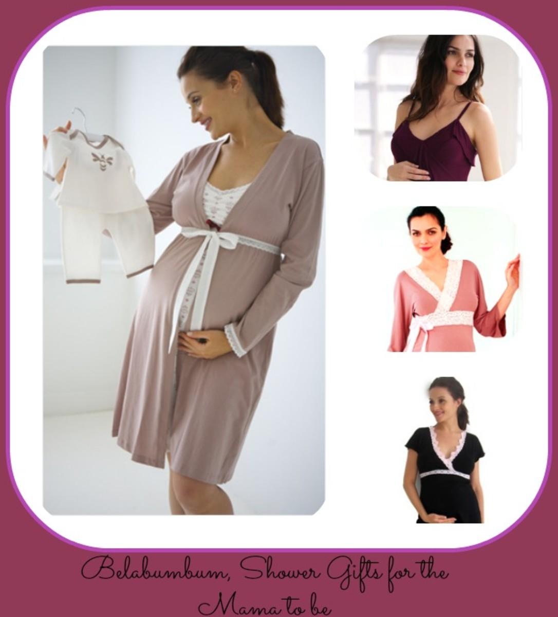 lingerie for expecting moms, nursing lingerie, loungewear for expectant moms, shower gifts