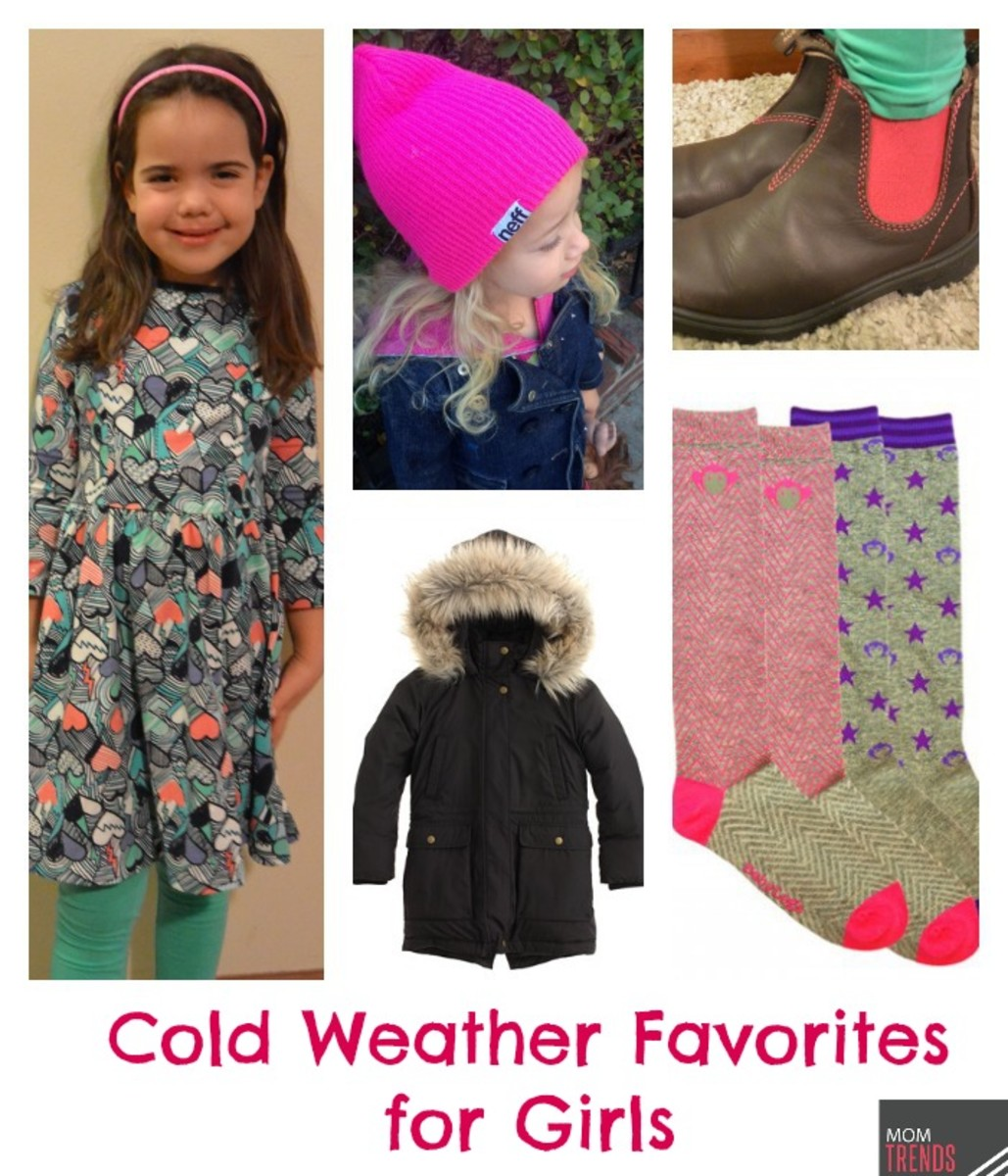 Cold Weather Favorites for Girls