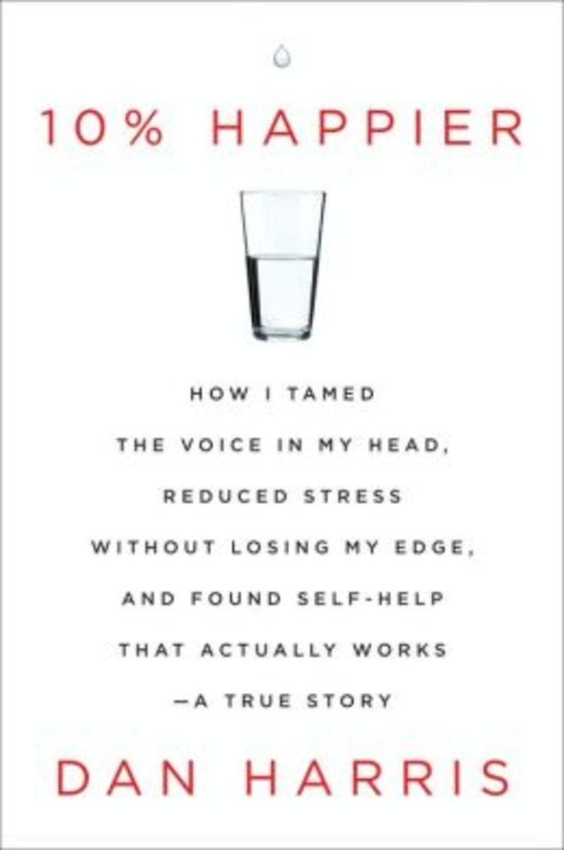 10% Happier by Dan Harris, paperback