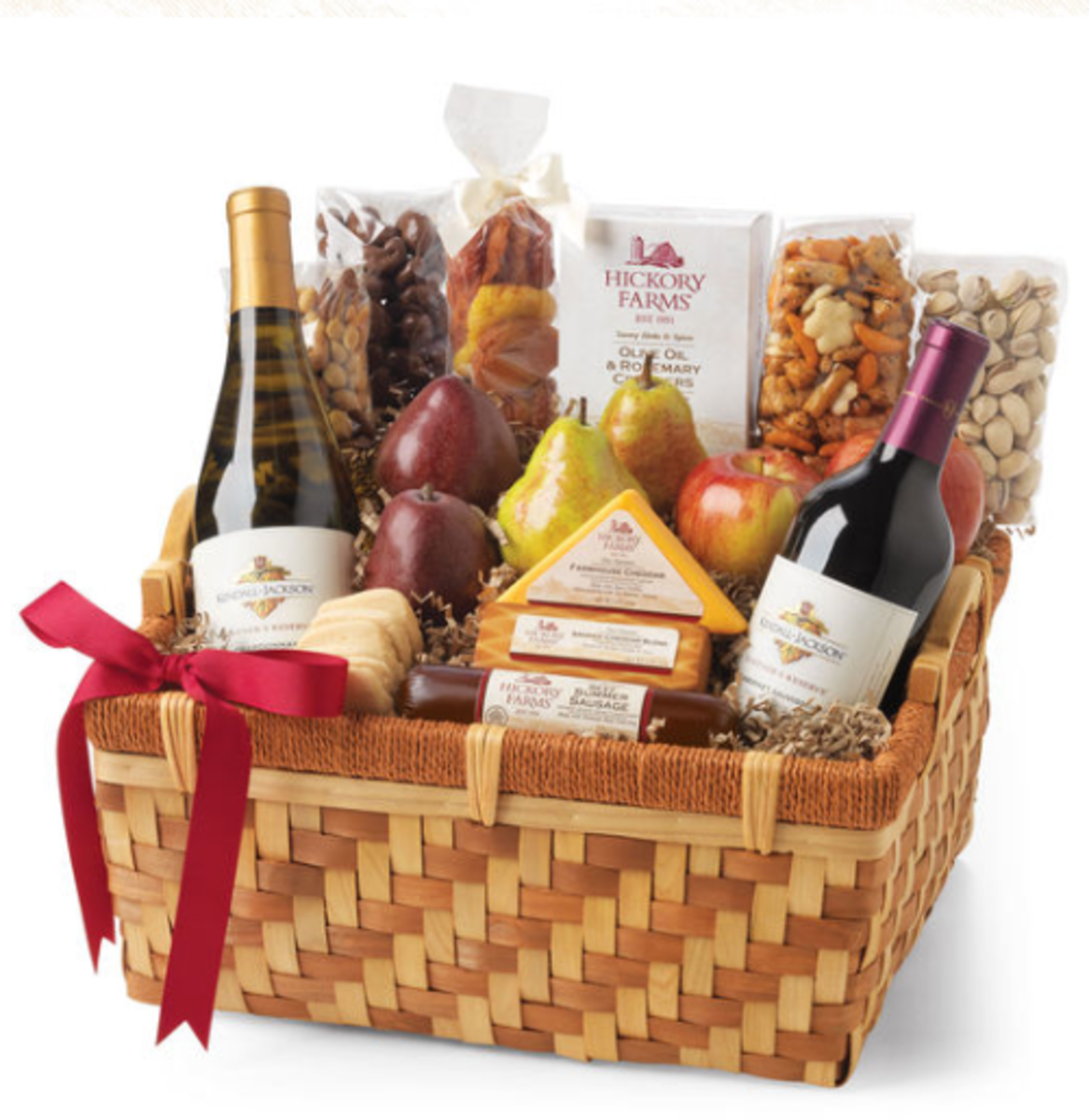 Ringing in the holidays with hickory farms and a giveaway
