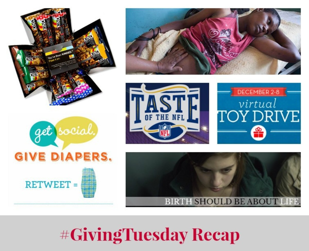 Giving Tuesday Recap