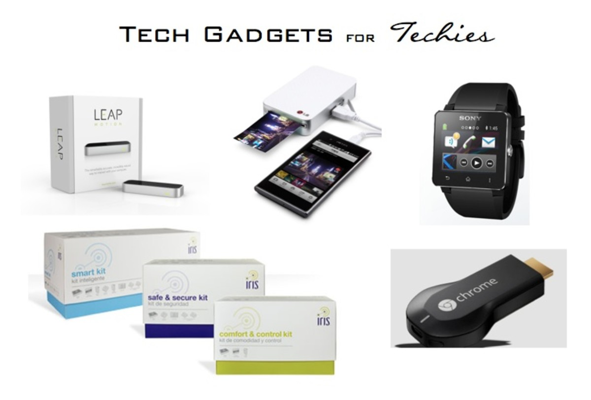 tech gifts for techies