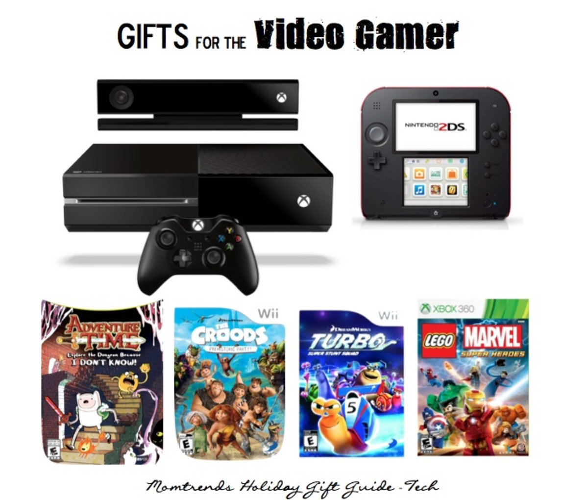 new video games for the holidays