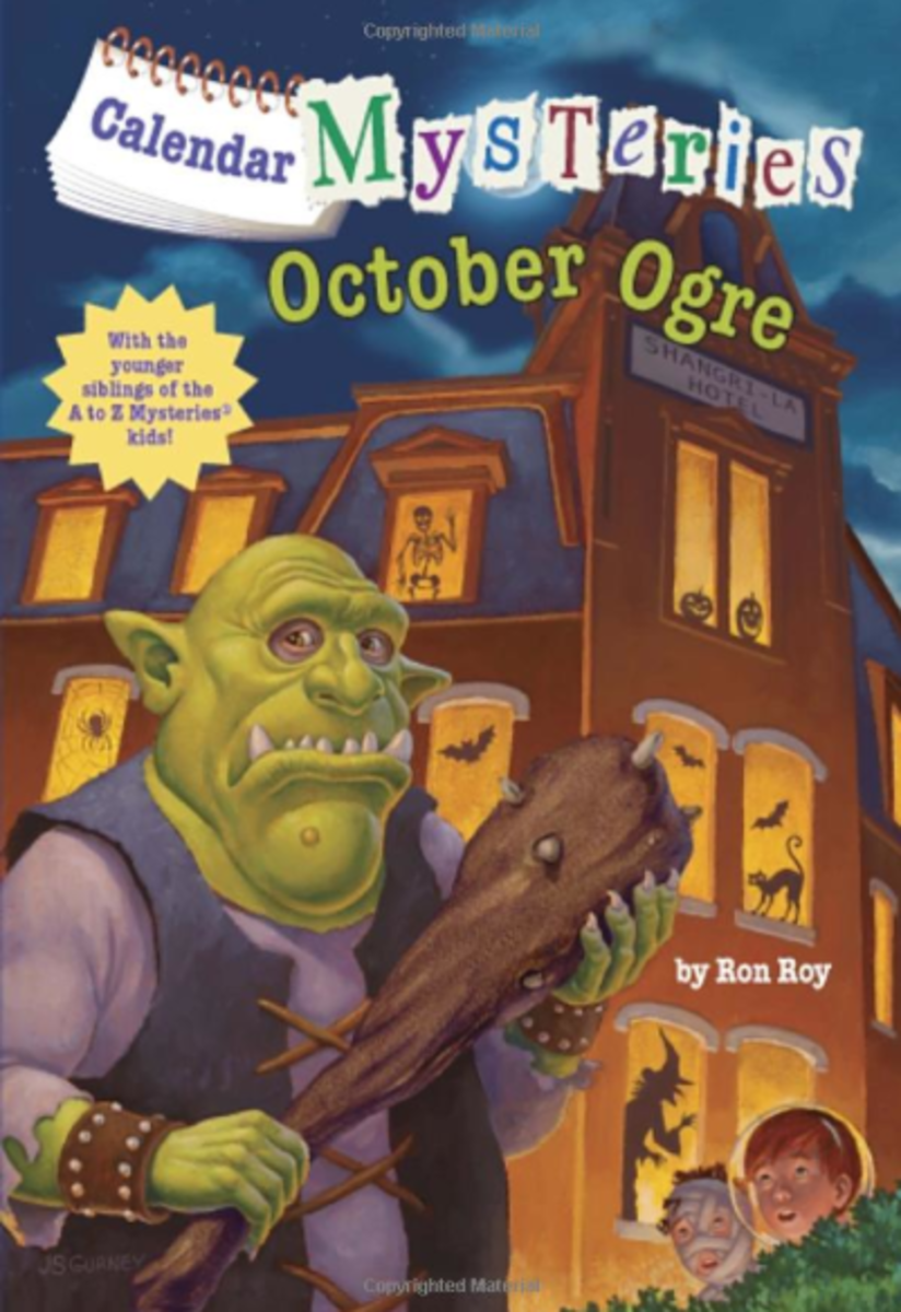 Calendar Mysteries October Ogre