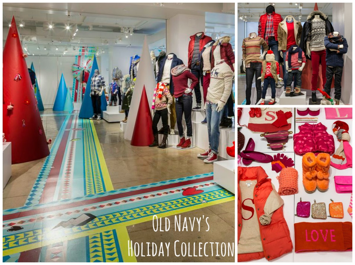 Old Navy Holiday Collection - MomTrends
