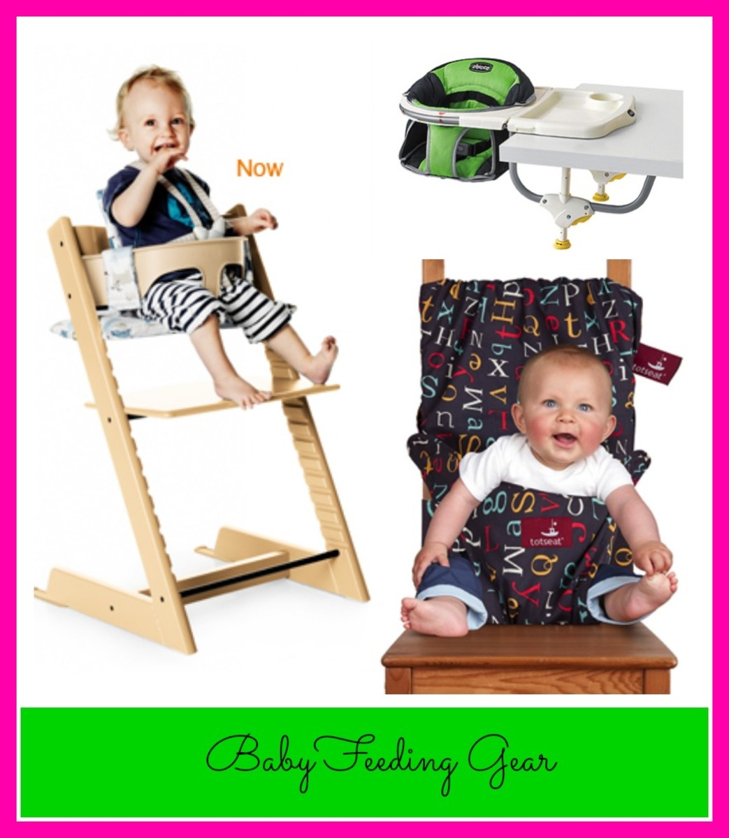 stokke tripp trapp, svan tot seat, chicco rotating 360 hook on chair, mealtime, feeding baby