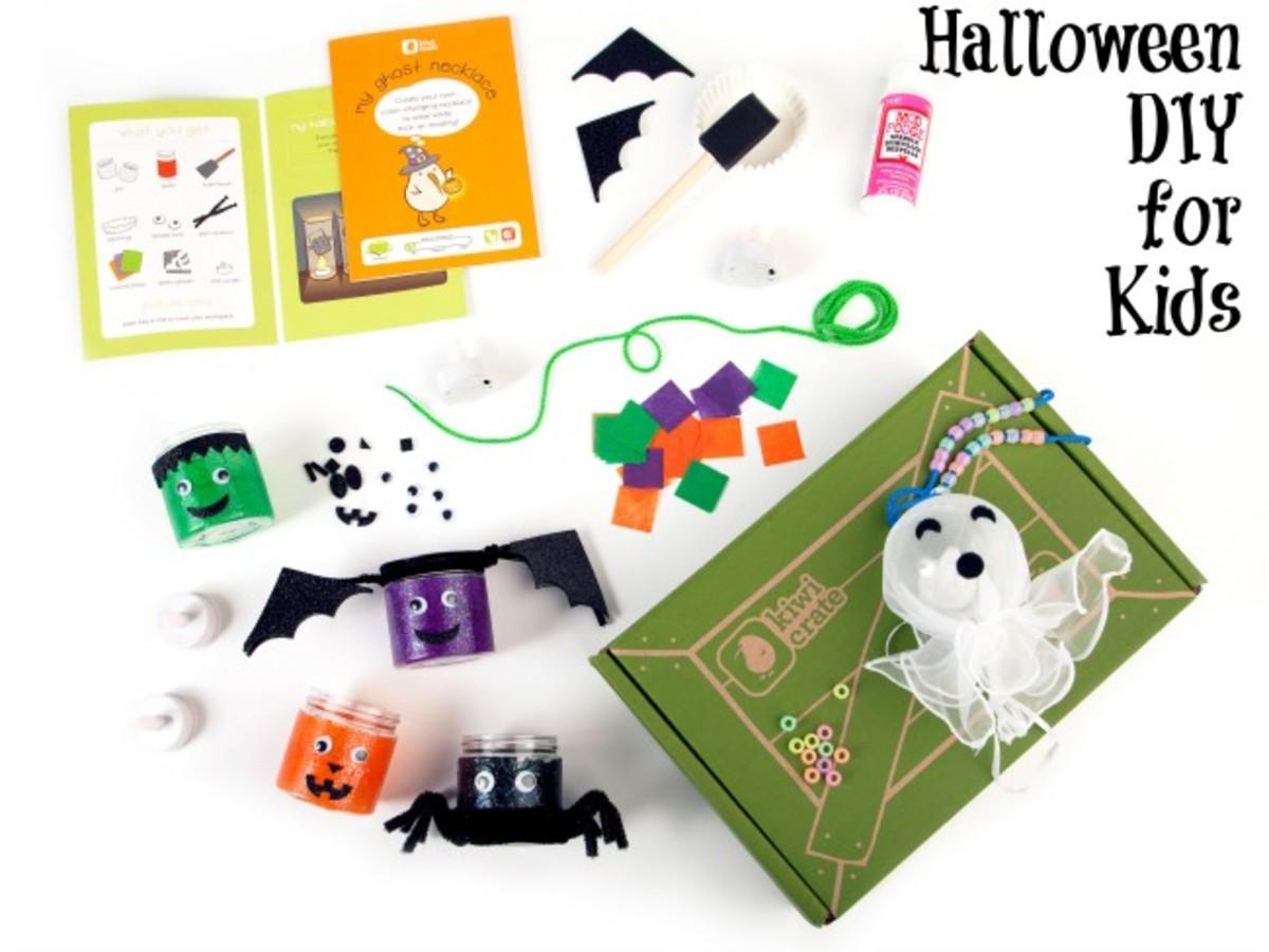 halloween DIY kits
