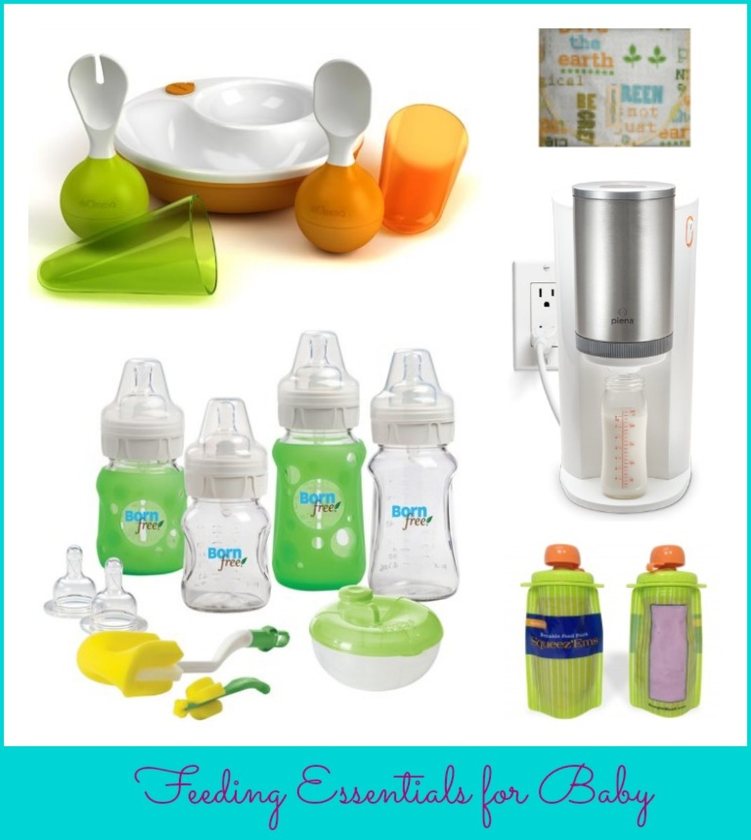 mOmma, piena, squeez'Ems, snack taxi, born free glass bottles, divided plate
