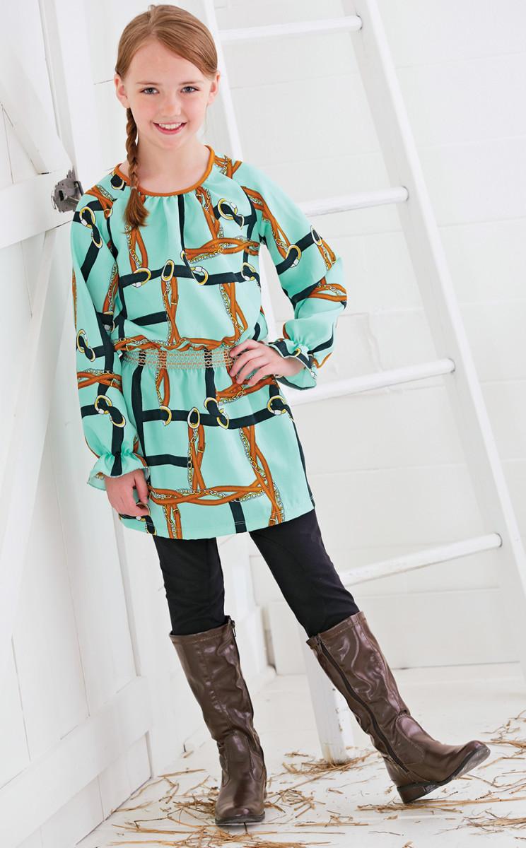 CWDkids, equestrian fashion for girls,
