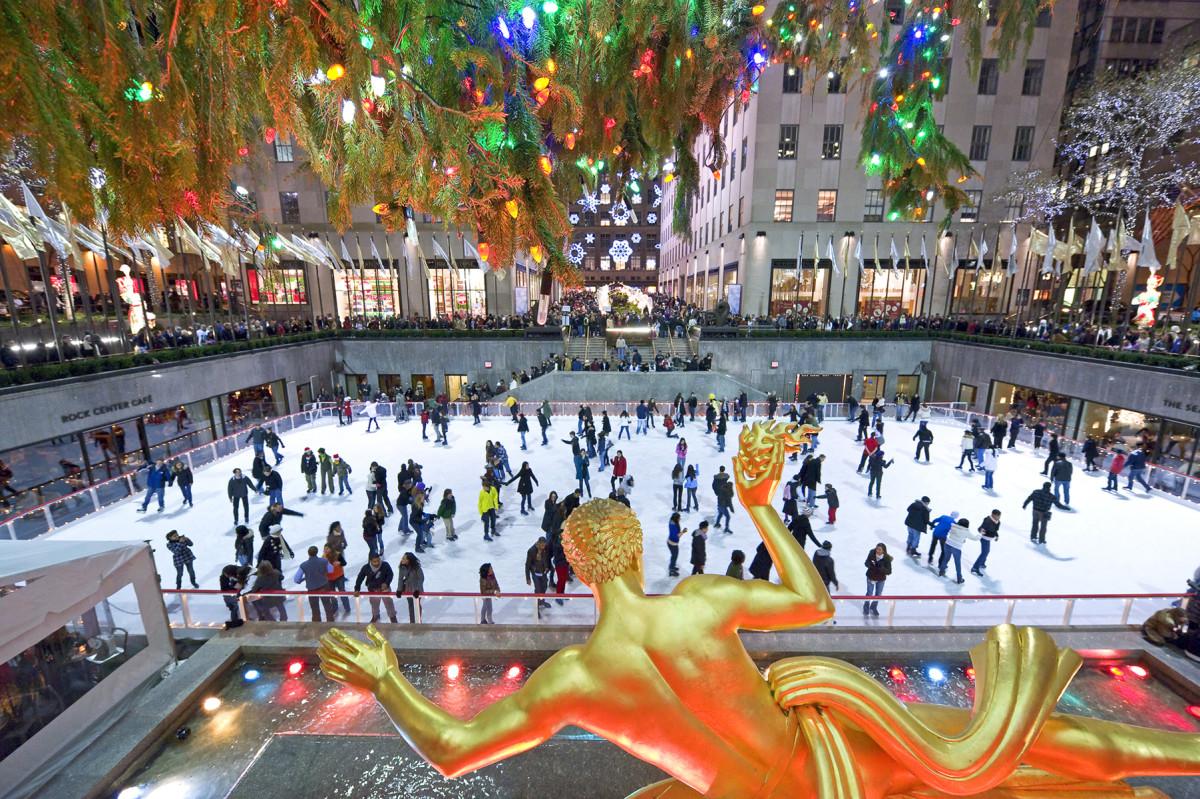 Rockefeller Center Christmas Tree Address