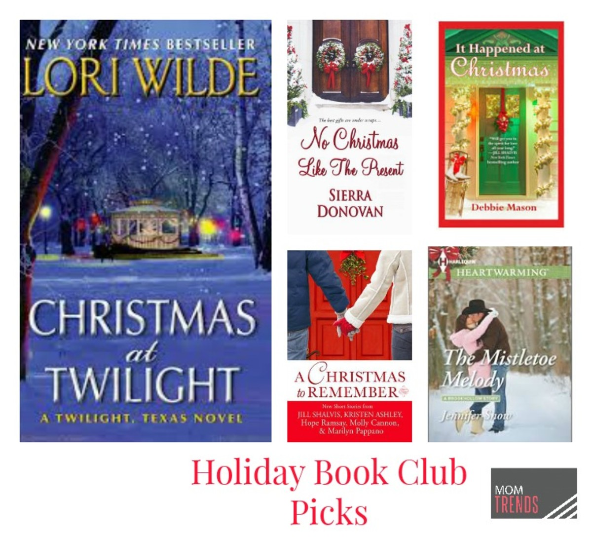 Holiday Book Club Picks