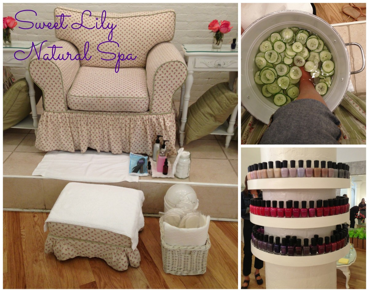 sweet lily spa