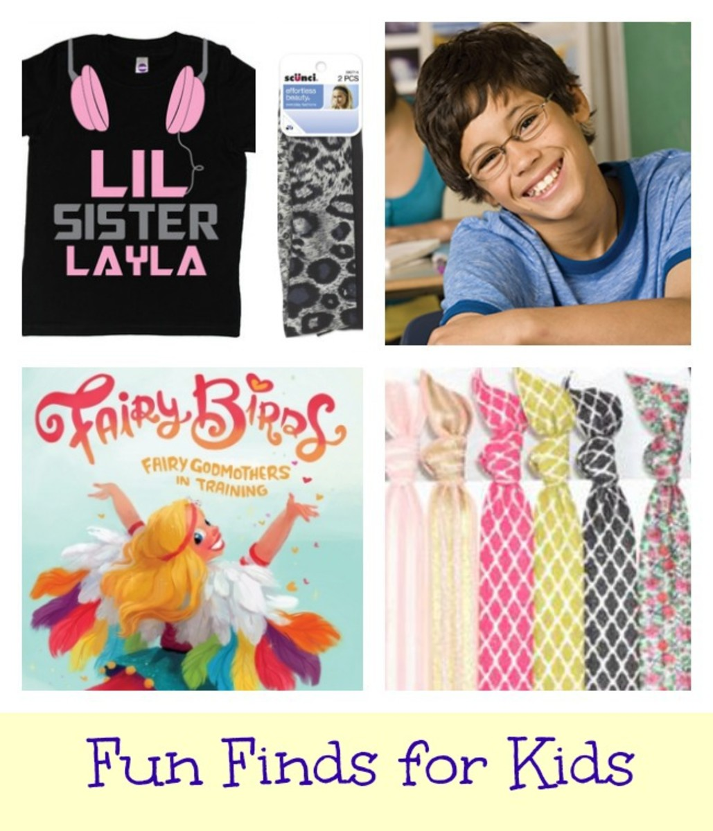 Friday Finds New Looks From Eijffinger: Friday Finds: Fun Finds For Kids