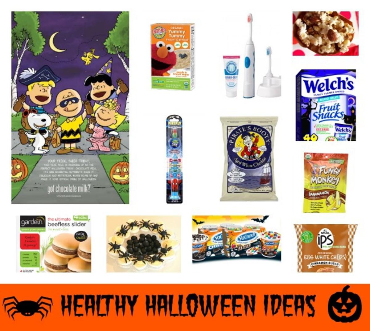 Healthy Halloween Ideas, Halloween