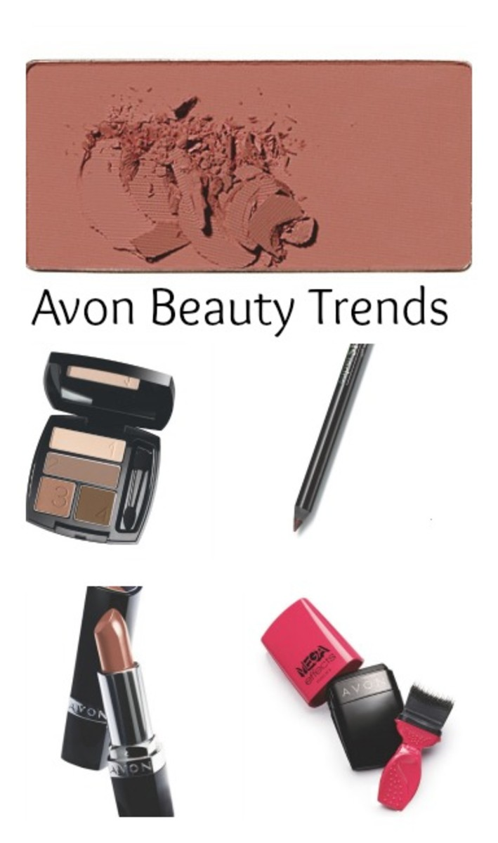 avon, jessica alba, beauty trends