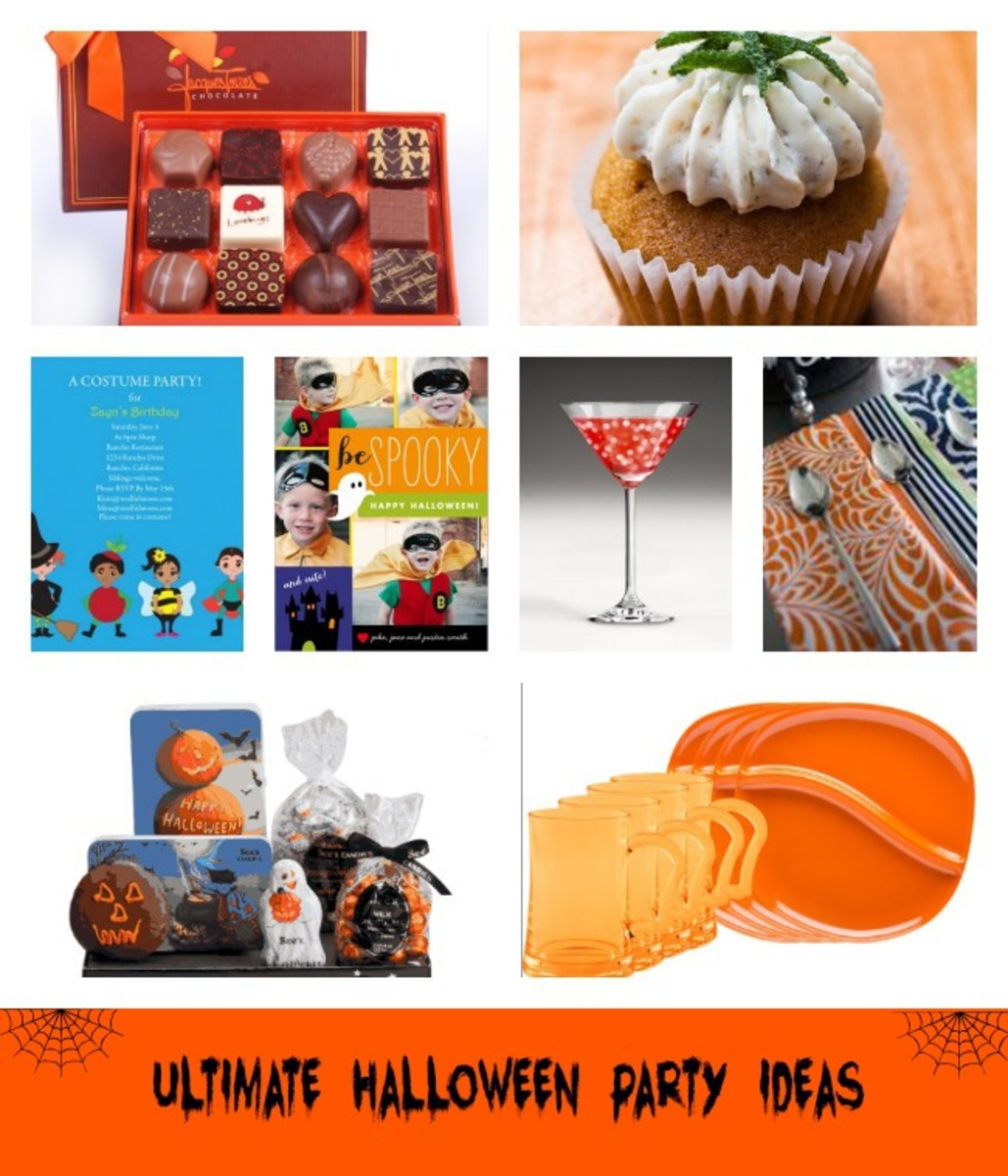 halloween part ideas