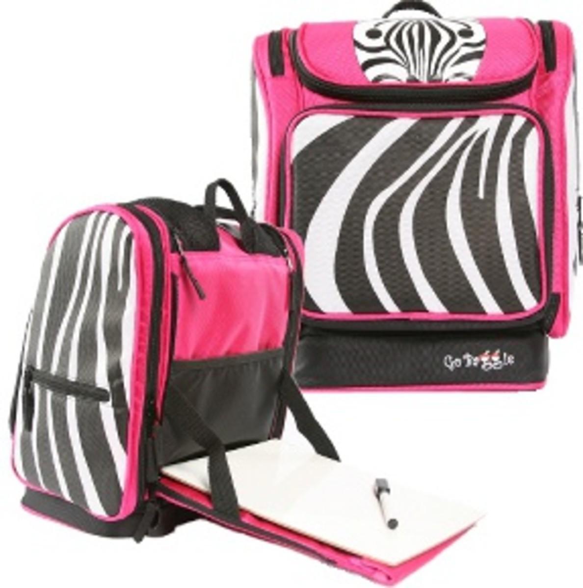 go baggie zebra