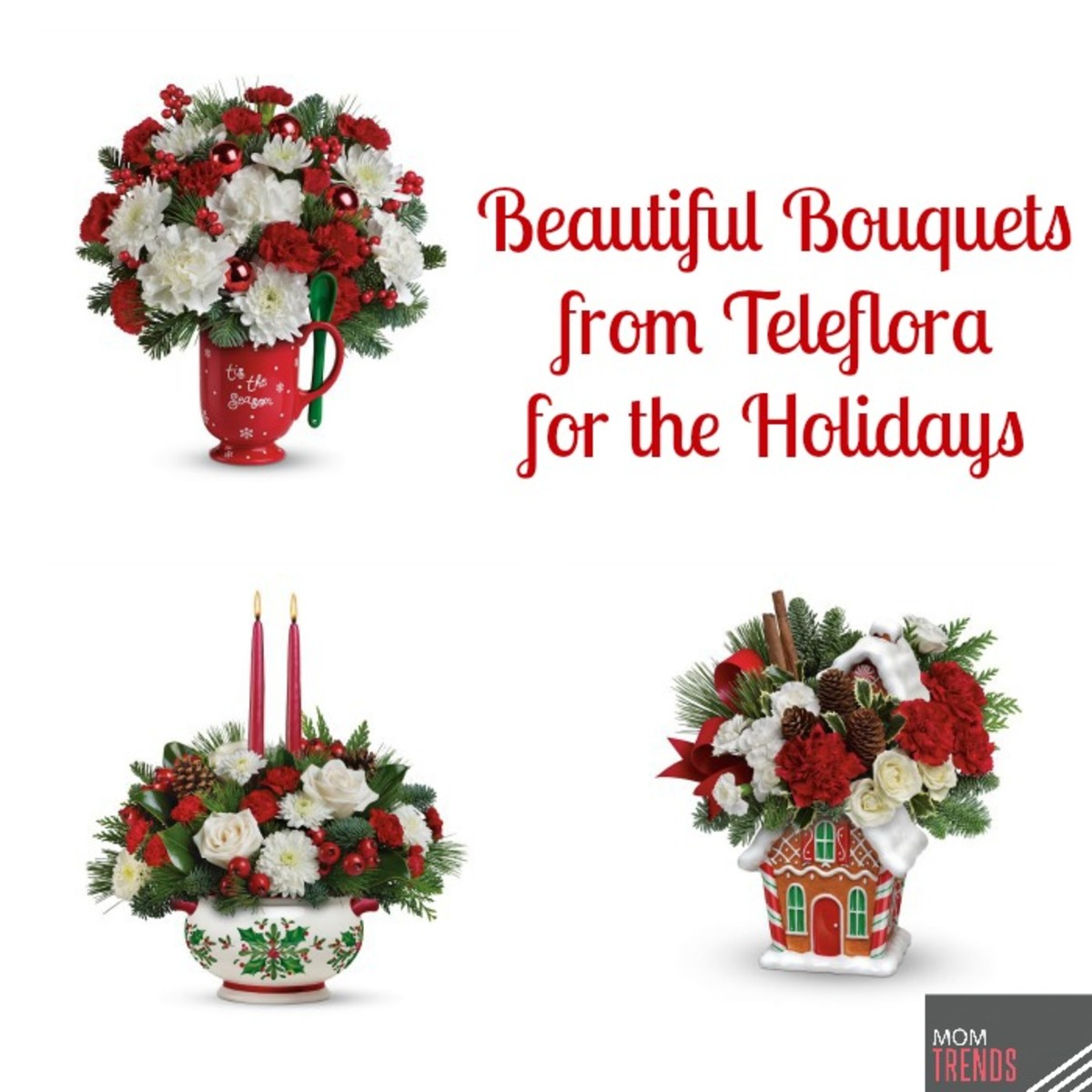 Teleflora for the Holidays