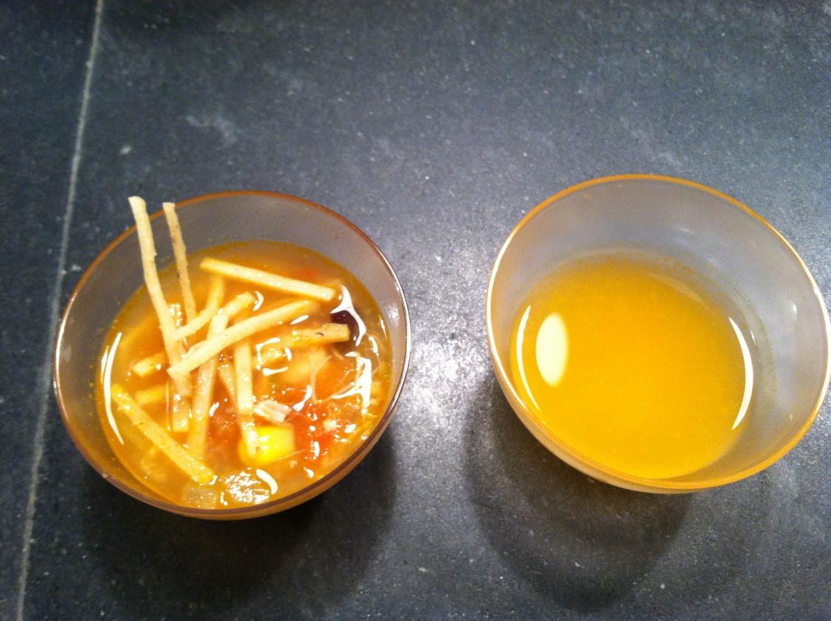 Swanson soup