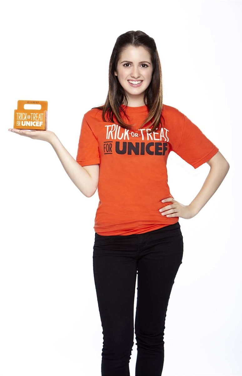 Laura Marano for UNICEF