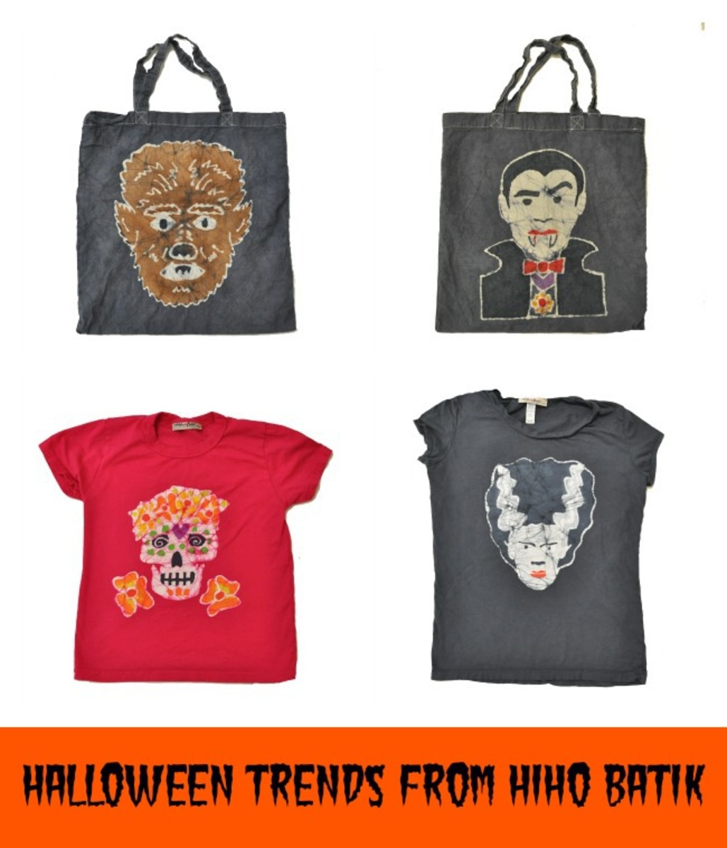 Halloween Fashions, Halloween Trends
