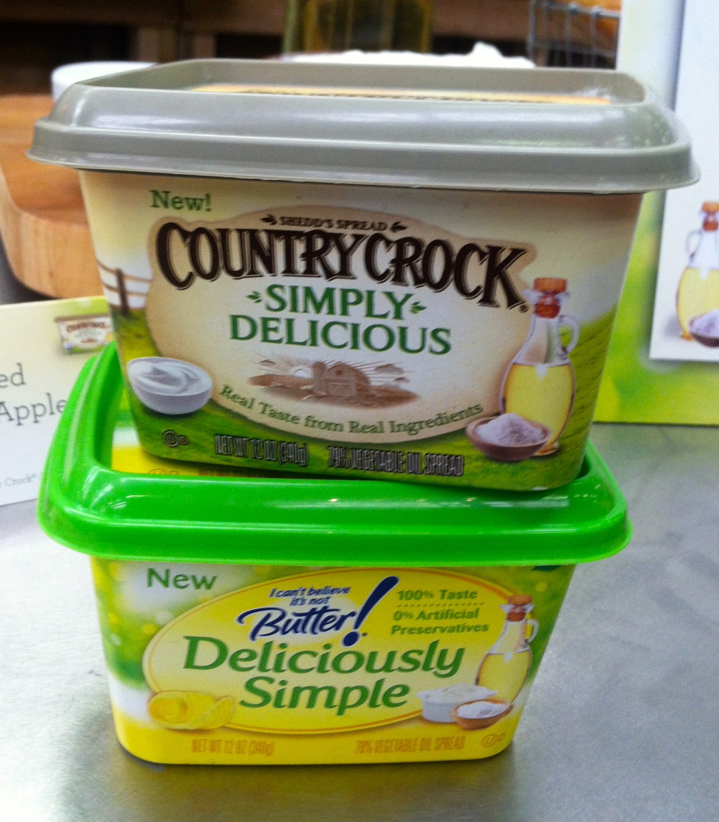 Country Crock Launch