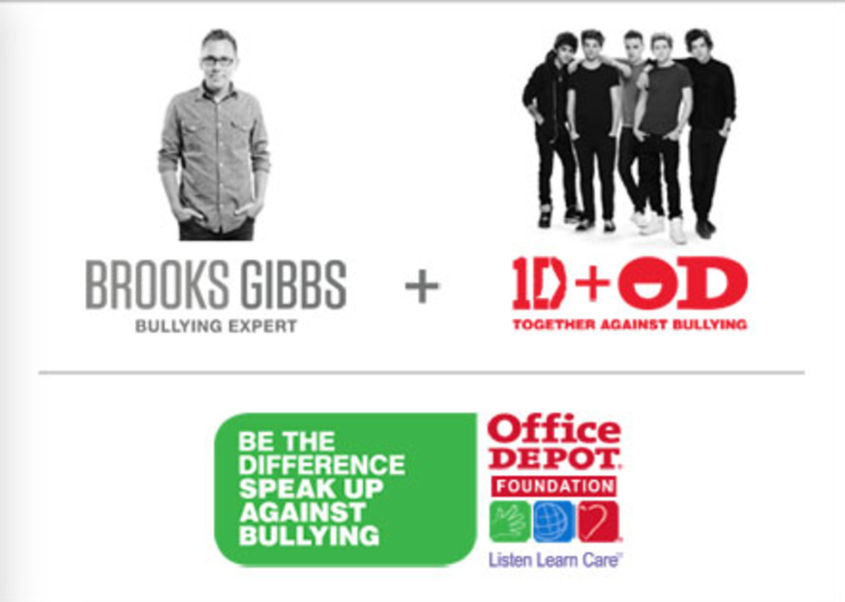 Anti-Bullying Campaign, One Direction, One Direction Campaign