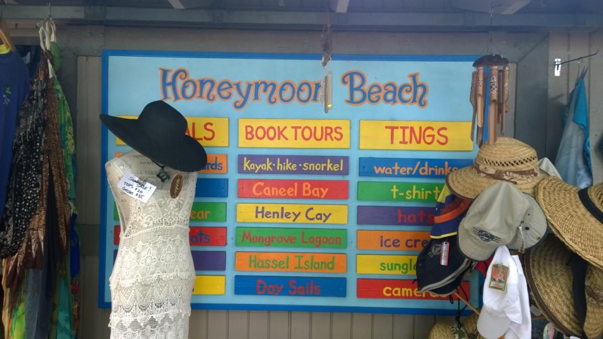 caneel bay activities