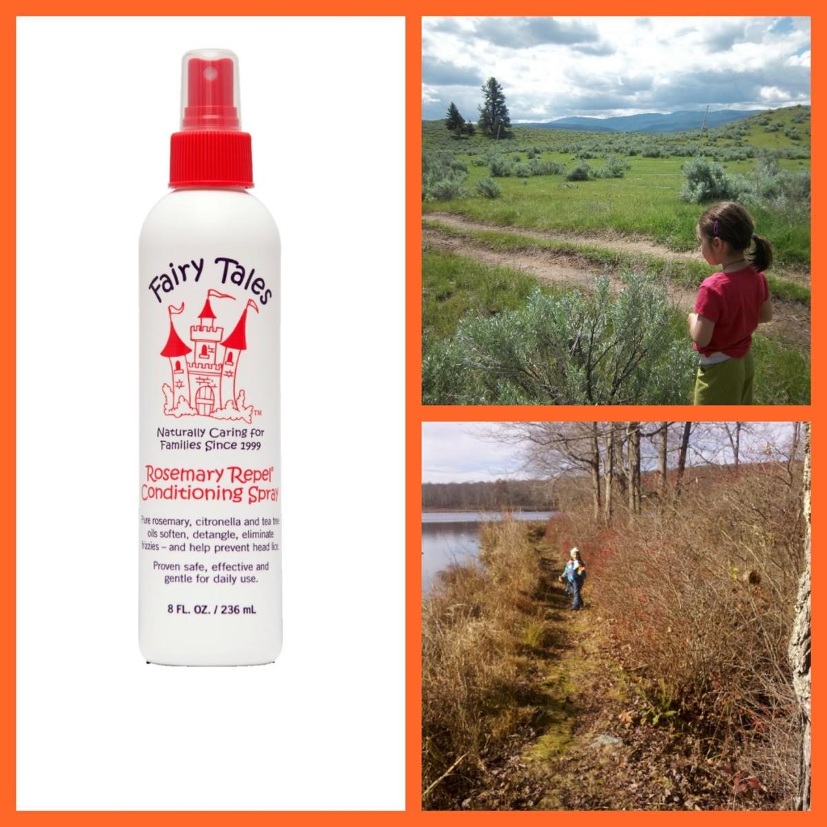 Keep Lice and Ticks Away