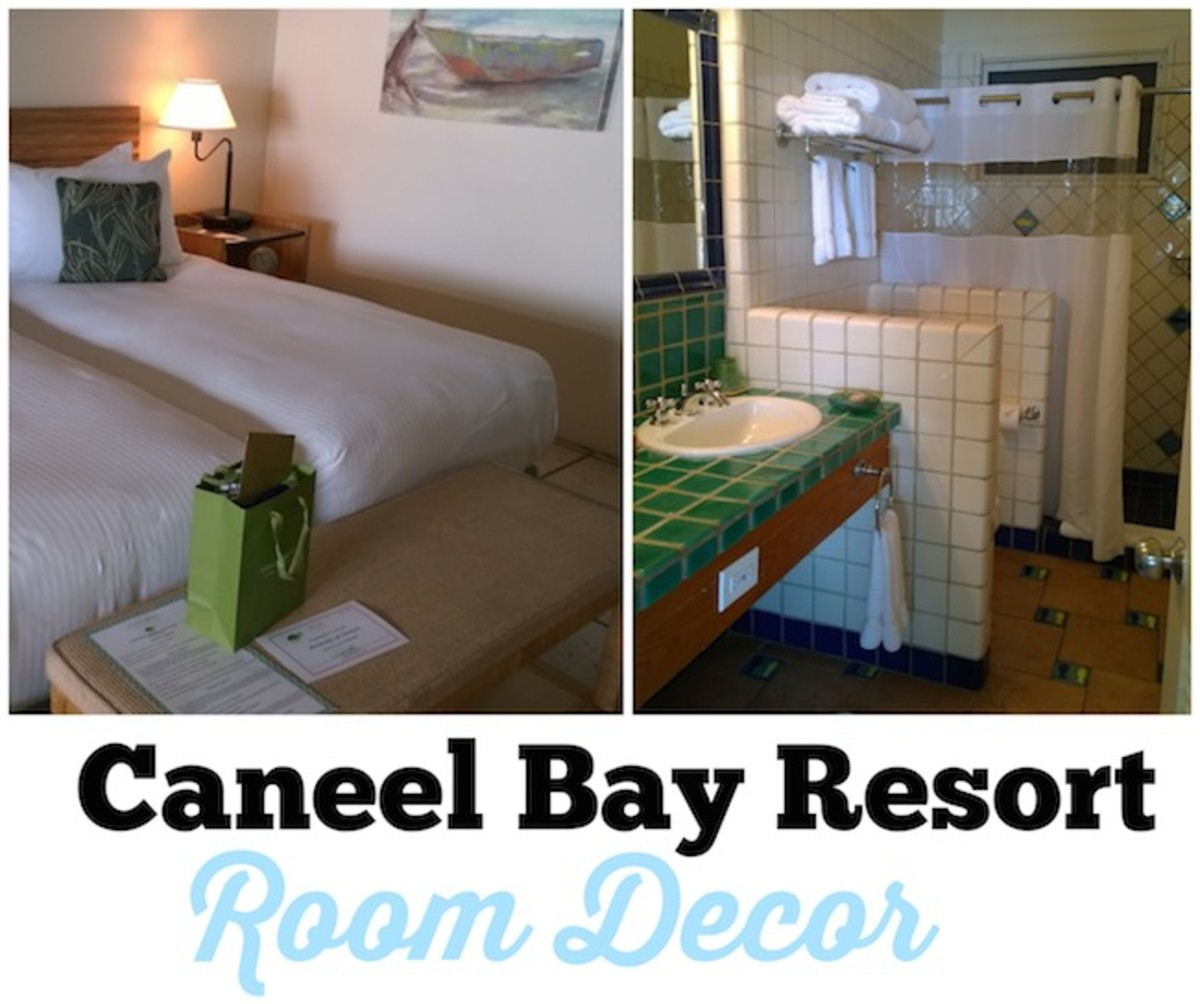 caneel bay resort room decor