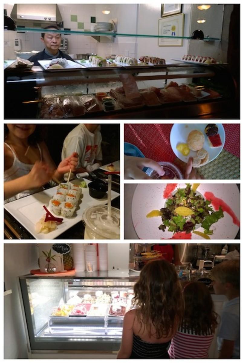 caneel bay restaurants