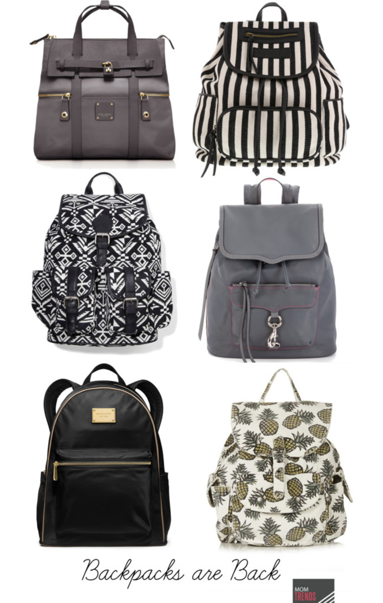Backpacks are Back