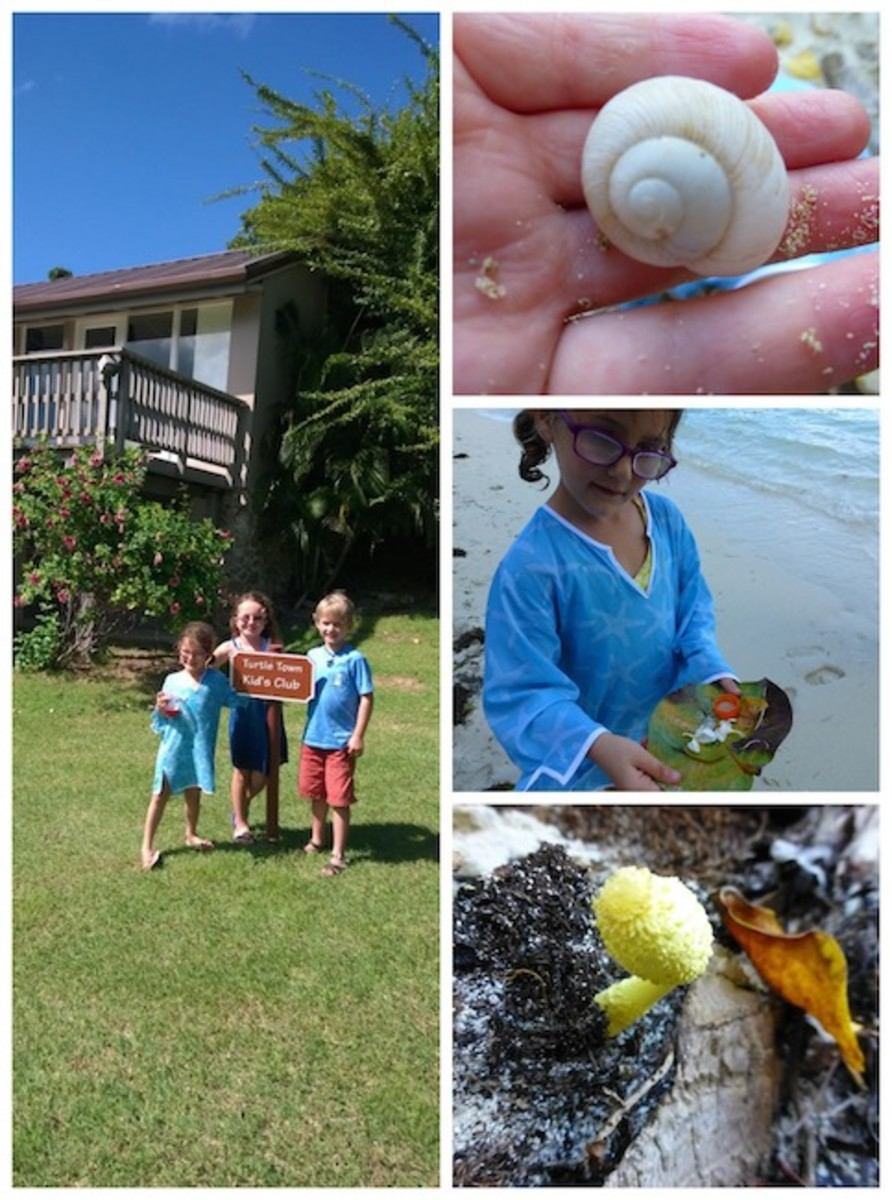 kids club caneel bay, caneel bay resort family time