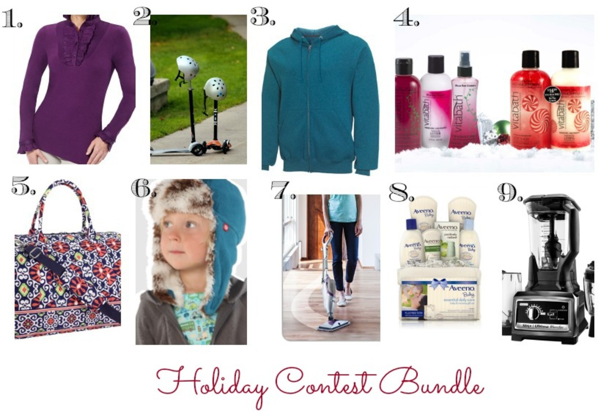 Holiday COntest Bundle, contests, giveaways, holidays, contests