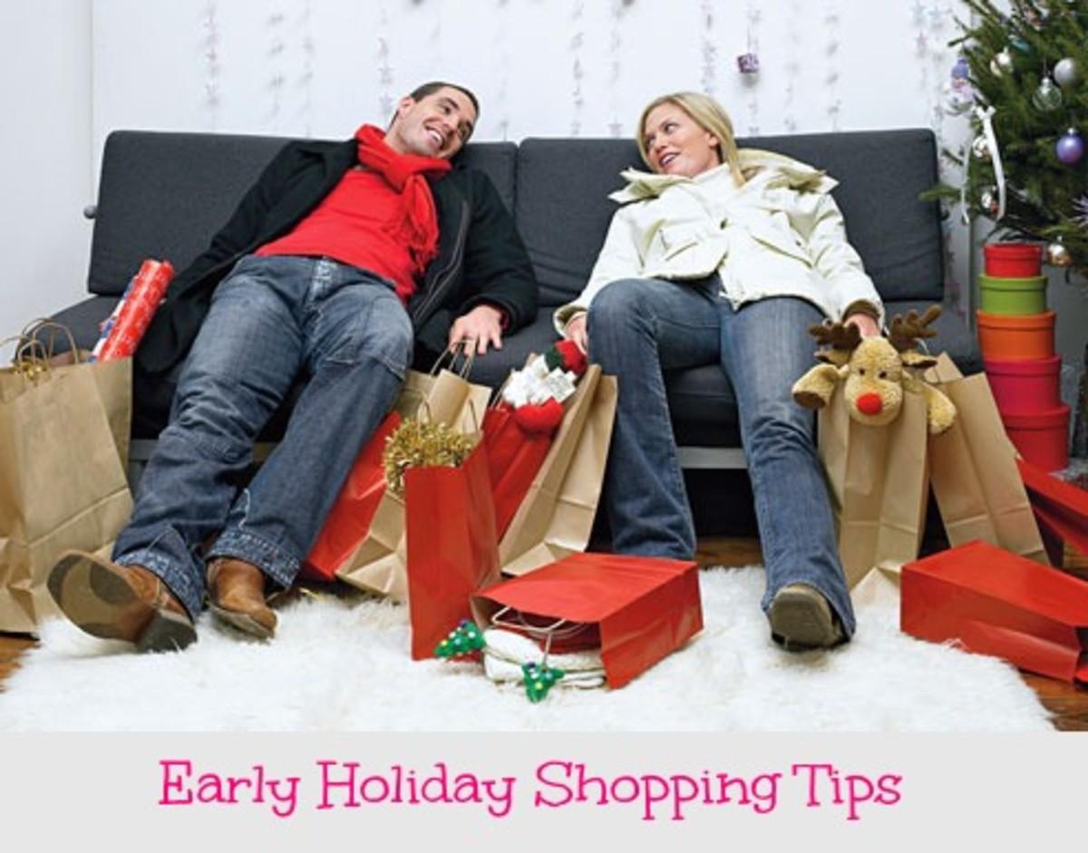 Holiday Shopping Tips, holidays
