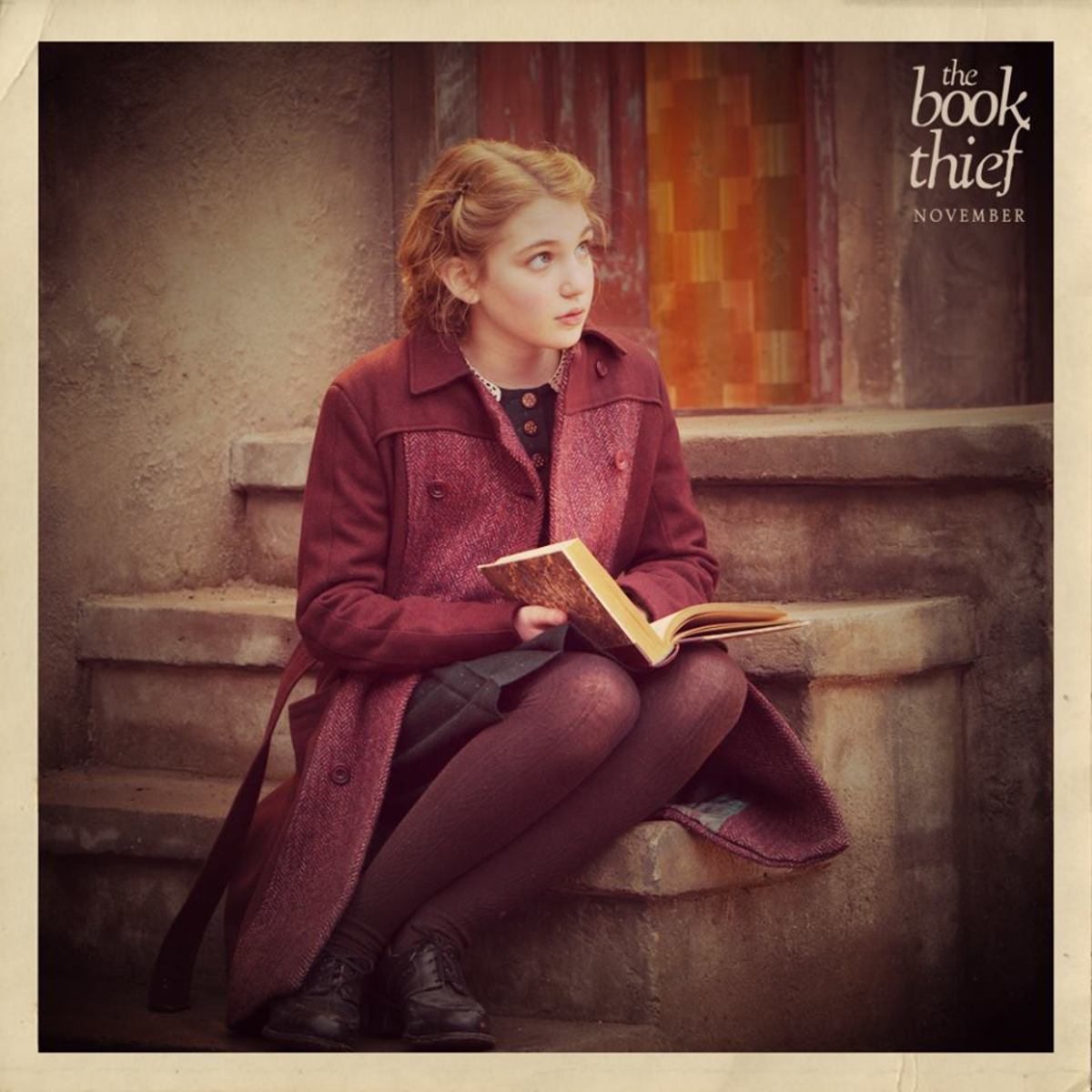 new movie, The Book Thief