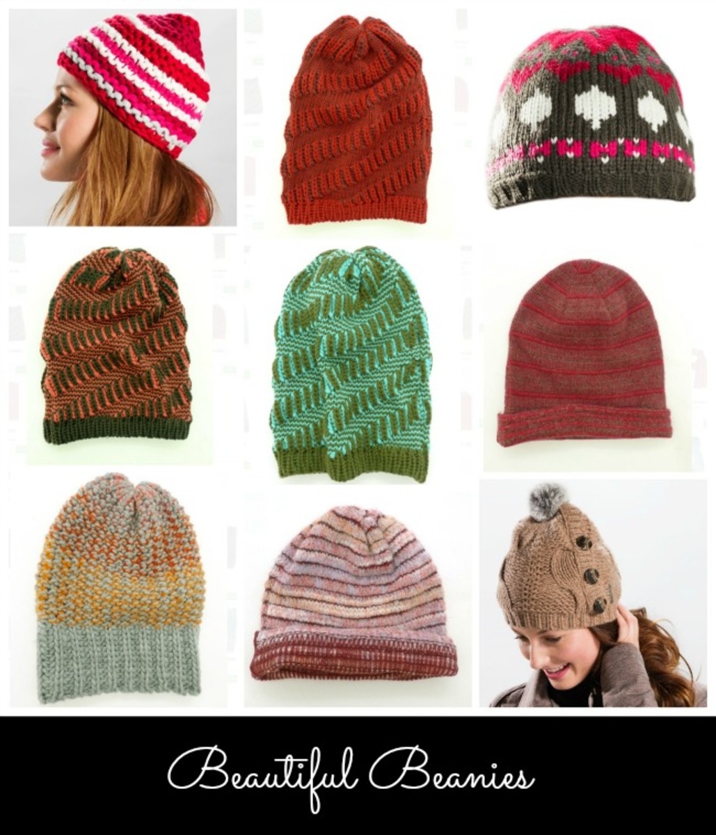 beanies, beanie trend, hats, fashion, winter fashions