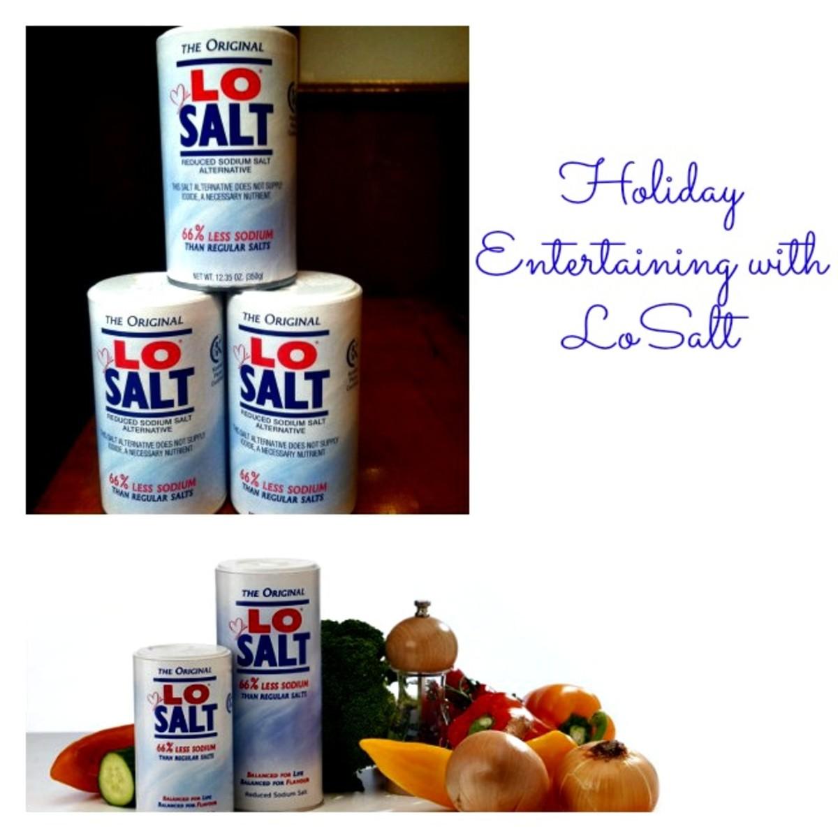 Lo Salt Entertaining